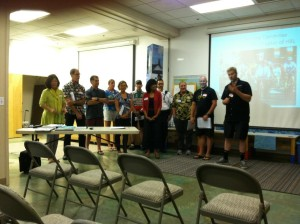 Maui Bicycling League Steering Committee