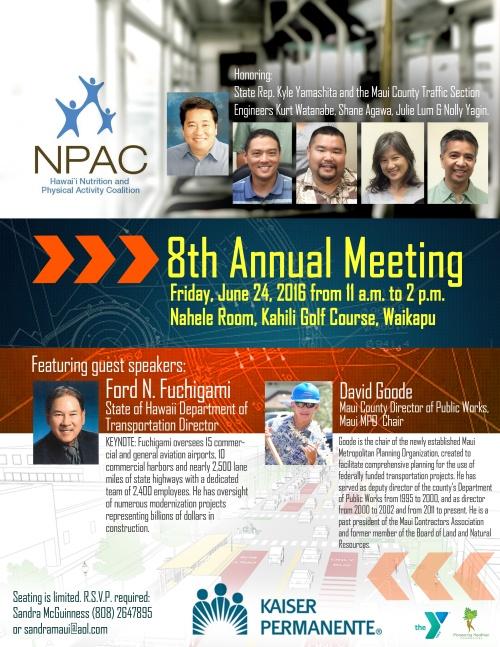 NPAC poster